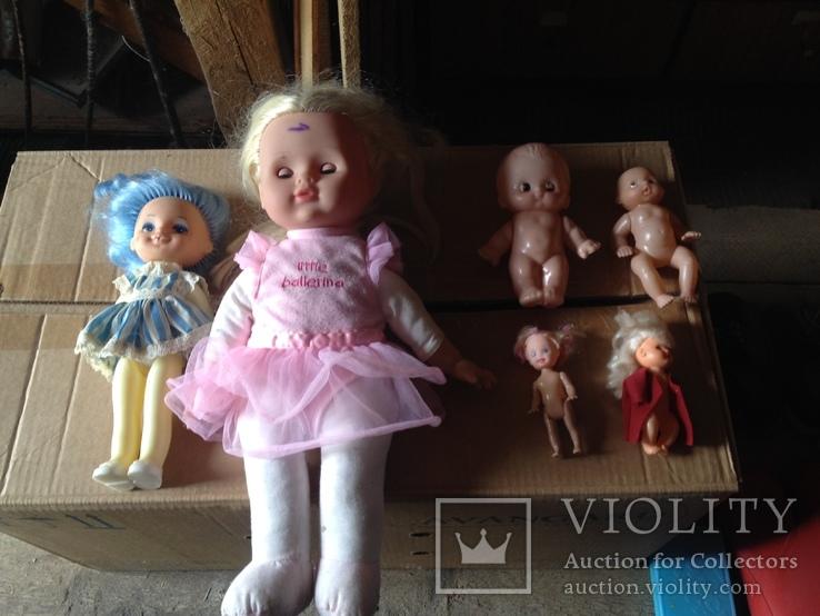 Куклы пупсы мальвина, фото №2