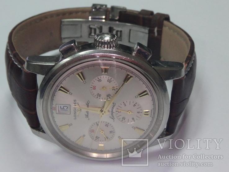Часы Longines Conquest Heritage L1.641.4