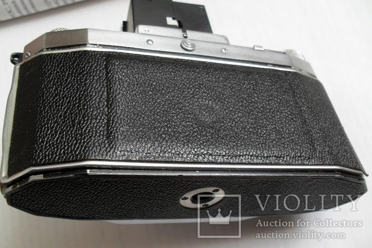 Фотоаппарат Практифлекс  Германия 1949 - 51 г.г., фото №4