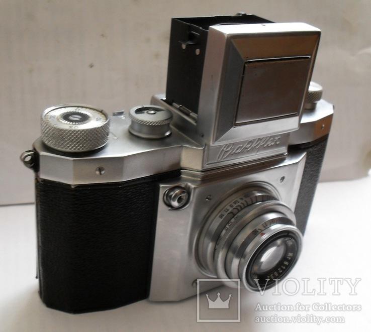 Фотоаппарат Практифлекс  Германия 1949 - 51 г.г., фото №5