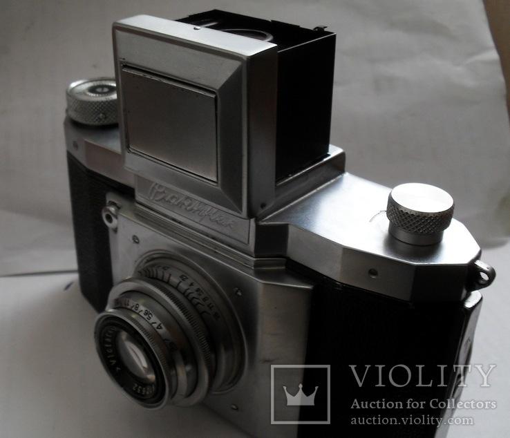 Фотоаппарат Практифлекс  Германия 1949 - 51 г.г., фото №7