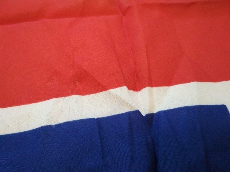 11. Флаг Исландия 94х132 см, новый, фото №4