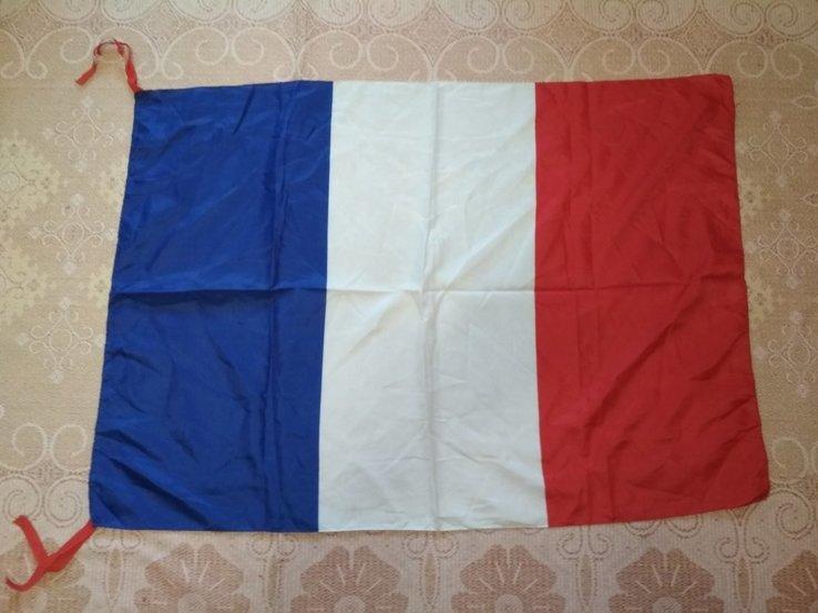 9. Флаг Франция 67х95 см, новый