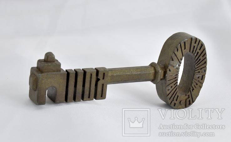 Сувенирный ключ Владимир на Клязьме, фото №3