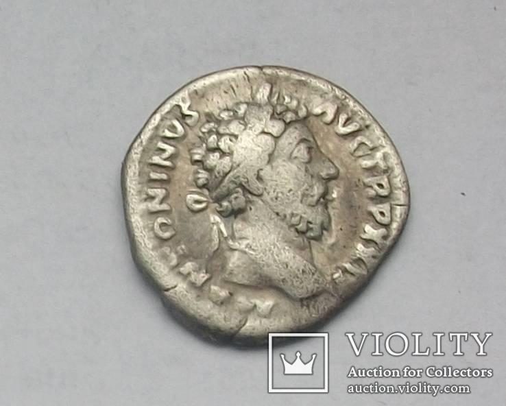 Марк Аврелий.RIC 314., фото №6