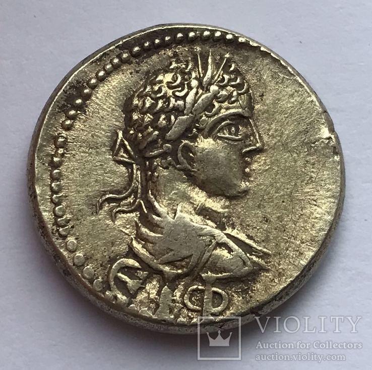 Статер 218г. н.э. Рискупорид III