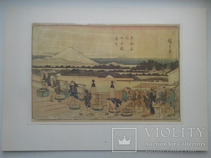 Двадцать семь японских гравюр 18-19 вв., фото №7