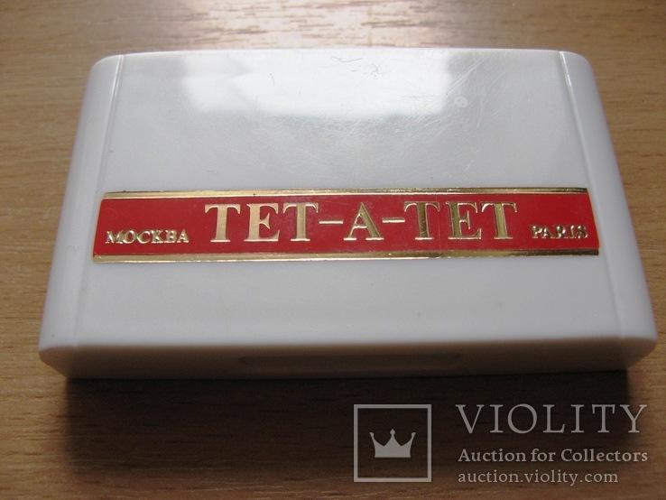 Тени ТЕТ-А-ТЕТ Винтаж СССР