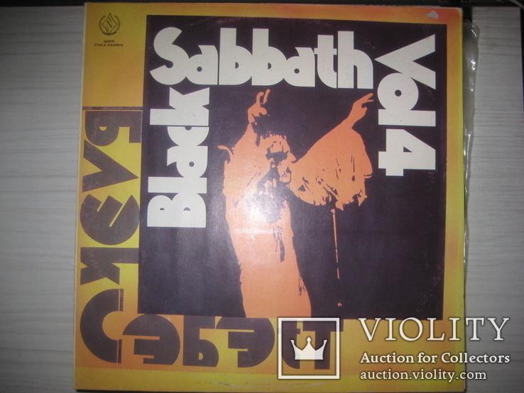 Black Sabbath- 6 LP, фото №2