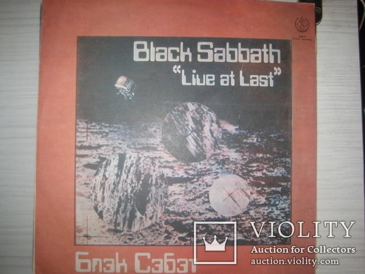 Black Sabbath- 6 LP, фото №13