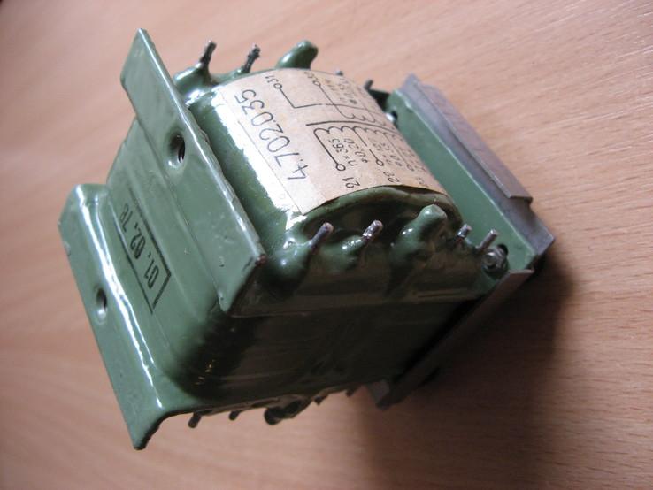 Трансформатор 4.702.035, фото №3