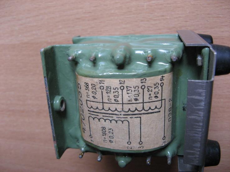 Трансформатор 4.702.035, фото №4