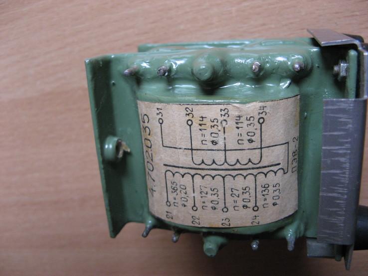 Трансформатор 4.702.035, фото №6