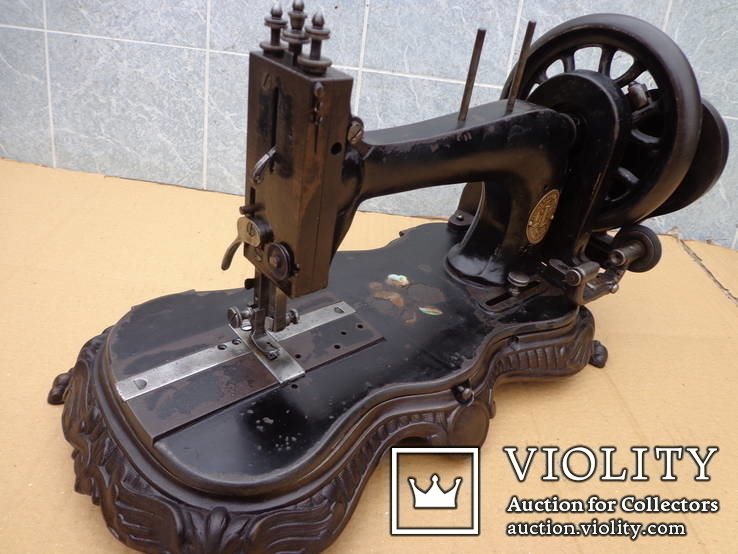Машинка швейная., фото №4