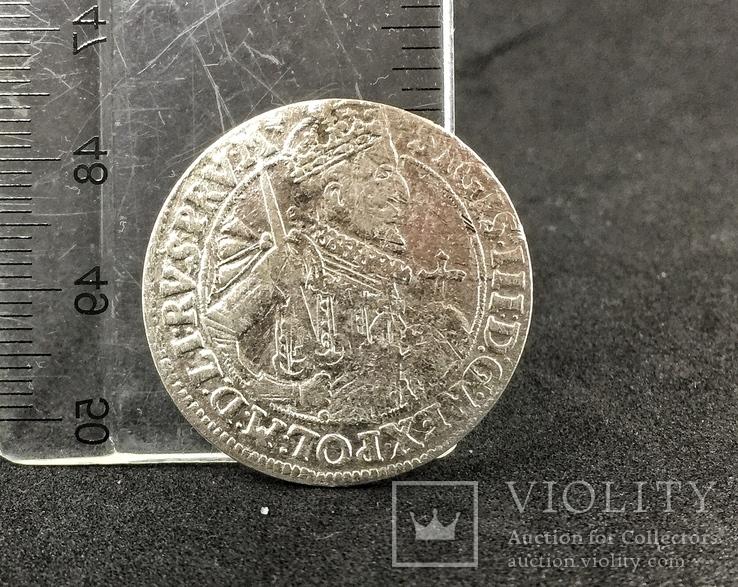 Орт Сигизмунда III 1623 год