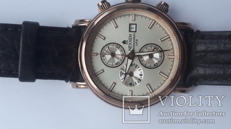 Мужской Хронограф часы