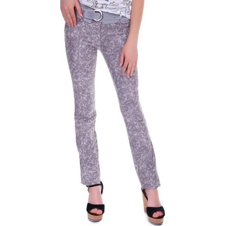 Брюки-джинсы женские Yite.  34 (40) р-р., фото №3