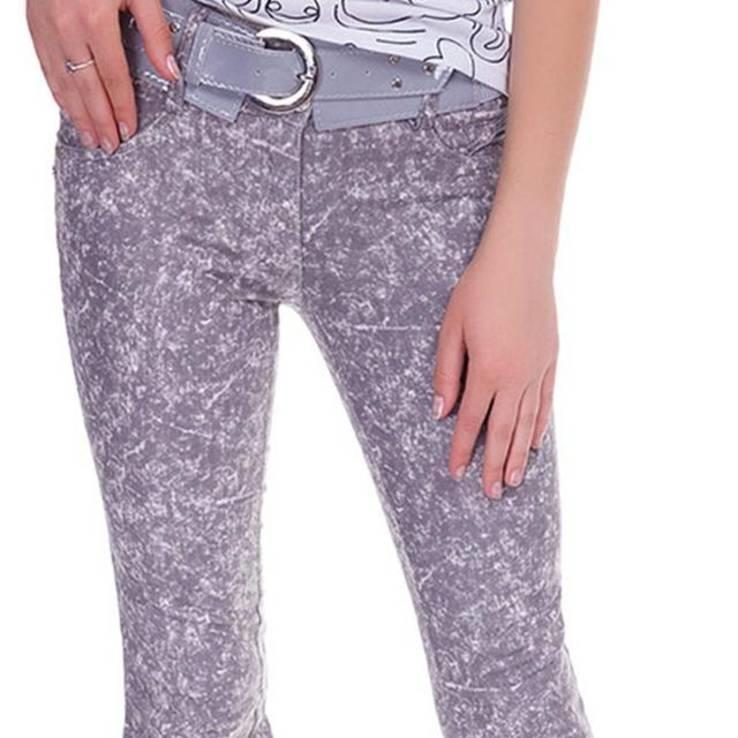 Брюки-джинсы женские Yite.  34 (40) р-р., фото №7