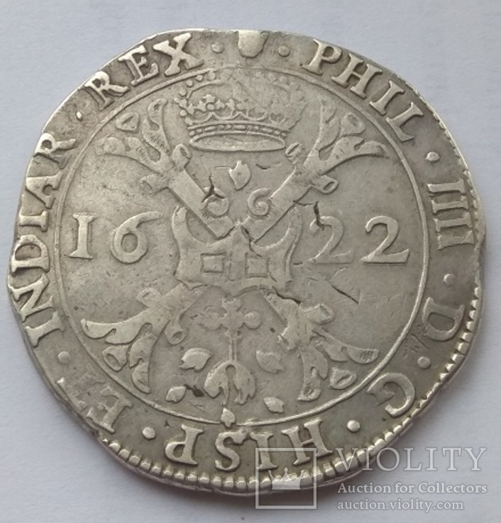 Талер 1622 года