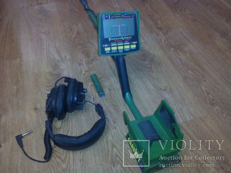 Металошукач GARRETT GTI -2500