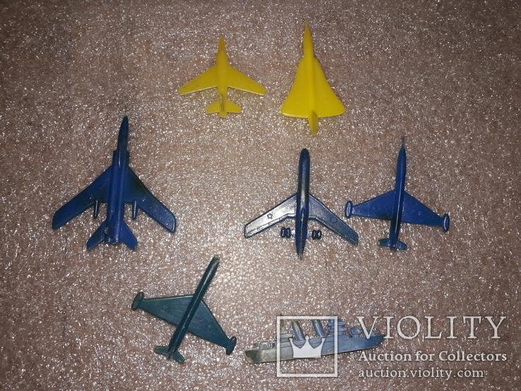 Игрушка модель Самолеты СССР, фото №2