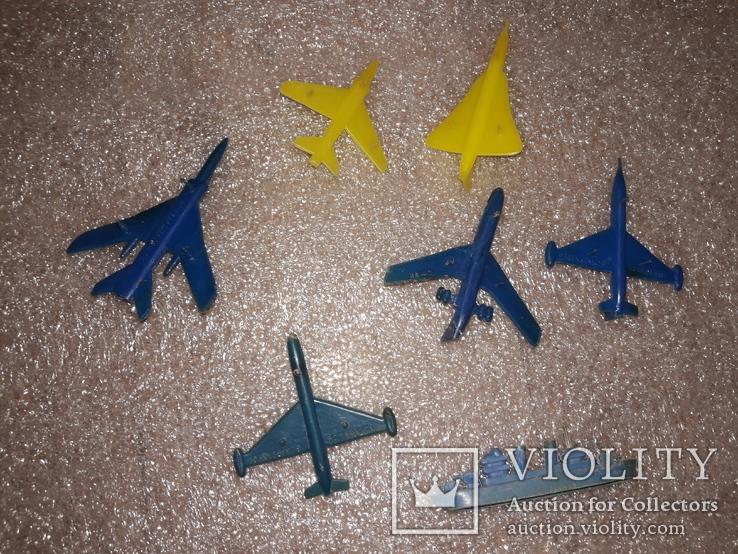 Игрушка модель Самолеты СССР, фото №4