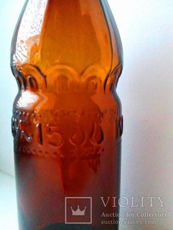 """Бутылка """"Киев 1500"""" 1982 год., фото №4"""