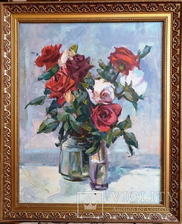 Розы , В. Коркишко