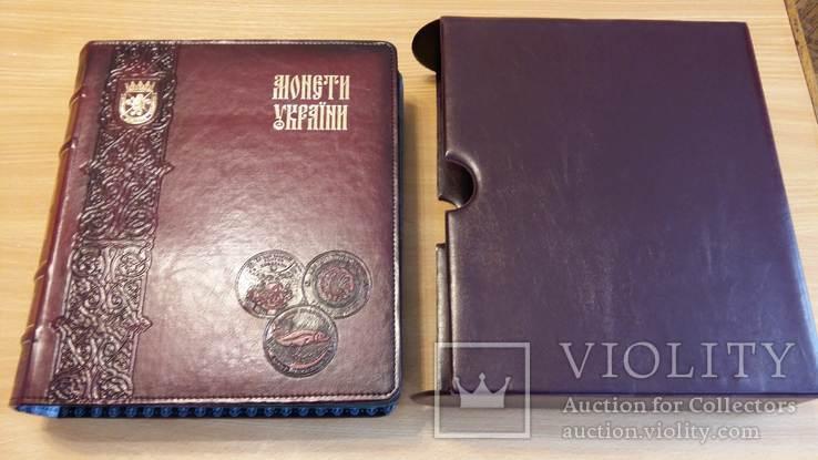 Альбоми для монет України В КАПСУЛАХ (6 шт.), фото №4