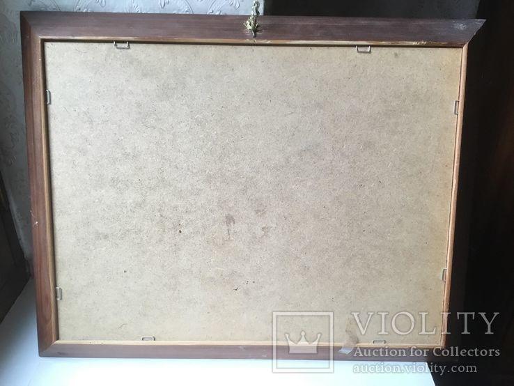 Репродукция картины, печать на ДВП., фото №4