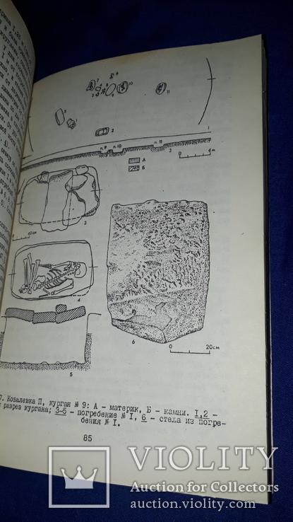 1978 Курганы на Южном Буге- 1350 экз., фото №9