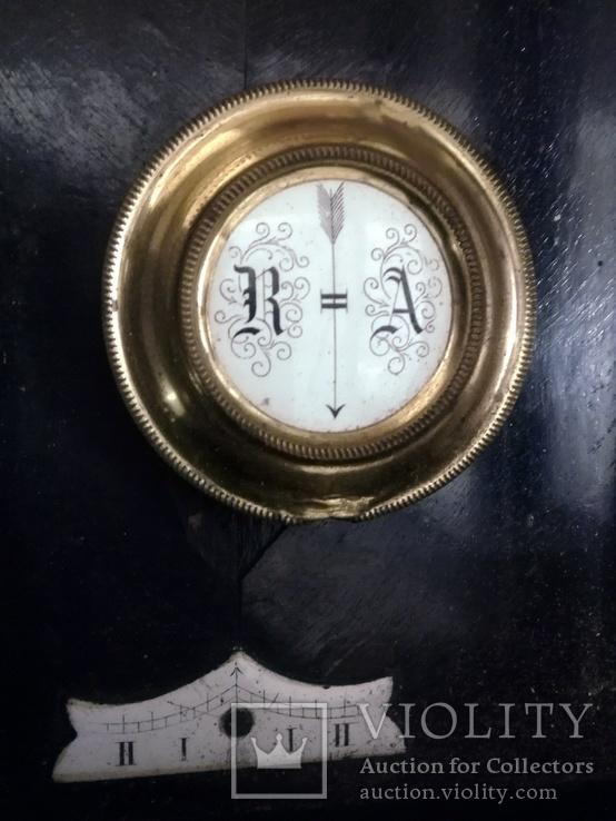 Часы «Le Roi Pairs» с эмалевым циферблатом., фото №4