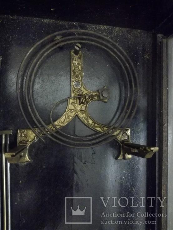 Часы «Le Roi Pairs» с эмалевым циферблатом., фото №6