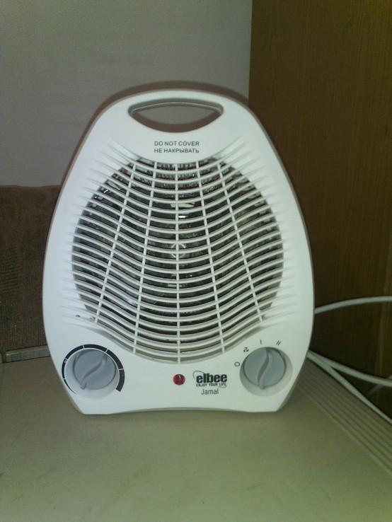 Тепловентилятор дуйка Elbee 2кВт
