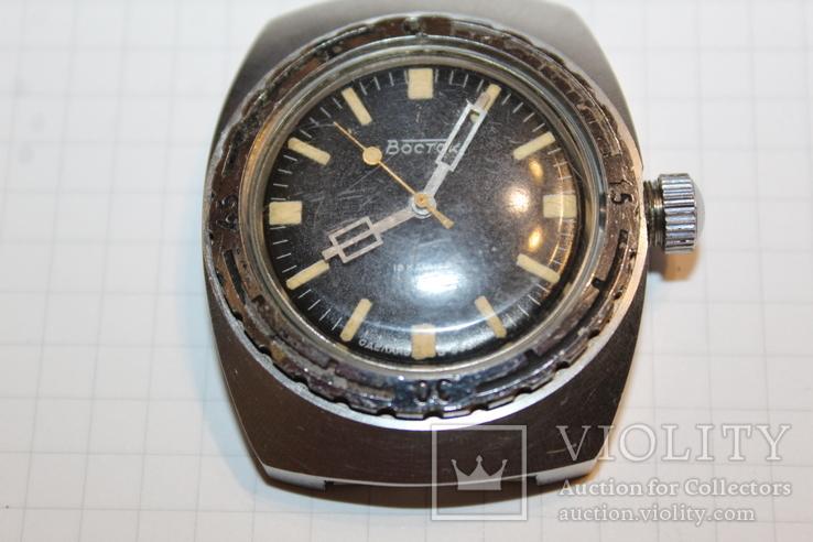 Часы Восток Амфибия 200 м
