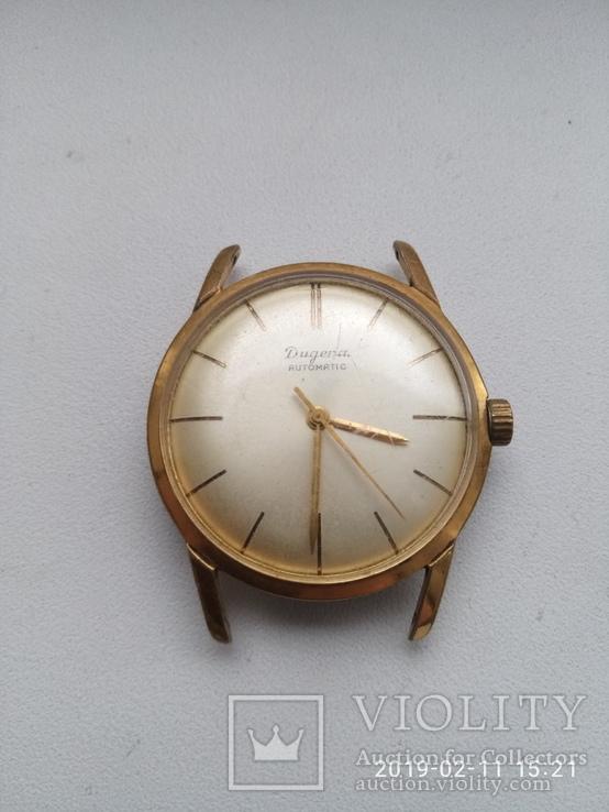 Часы Dugena 10 микрон.