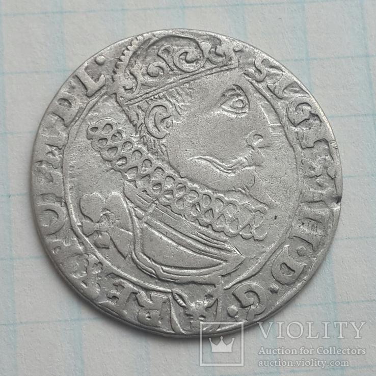 Шестак 1626г. Сигизмунда 3