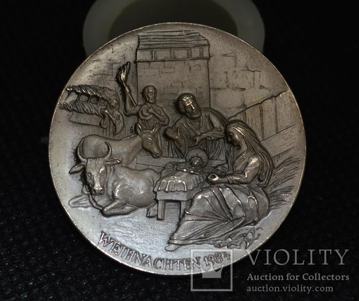 Монето - видный жетон Германия, фото №2