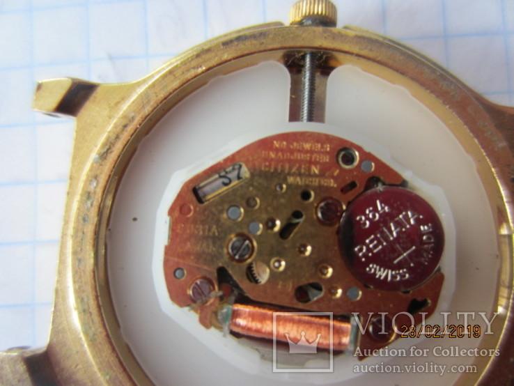 Citizen Watch Co. quartz gn-4w-s, фото №12