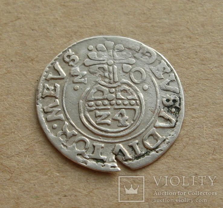 Грошен 16Z0 года. Герцогство Померания. Богуслав XIV.
