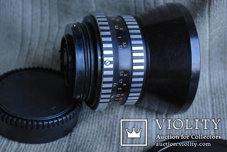 Flektogon 4/50mm, Carl Zeiss, Салют-С, Киев-88, фото №6