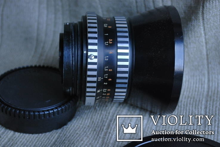Flektogon 4/50mm, Carl Zeiss, Салют-С, Киев-88, фото №7