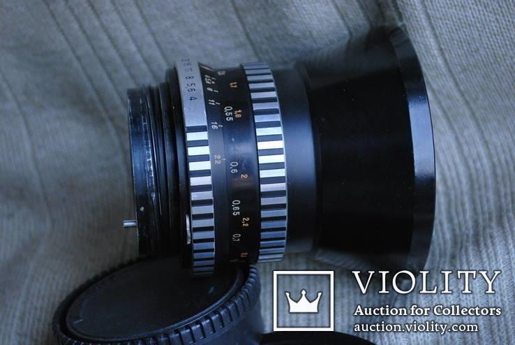 Flektogon 4/50mm, Carl Zeiss, Салют-С, Киев-88, фото №11