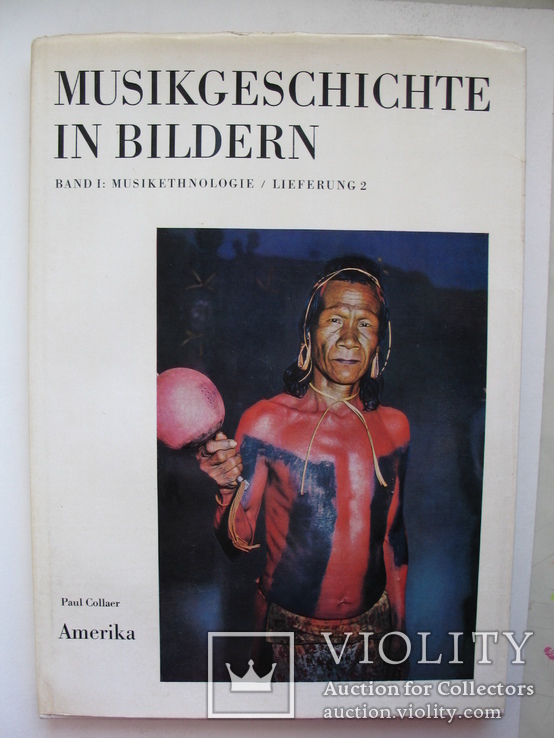 """""""История музыки в картинках . Америка"""" 1967 год (на немецком), фото №2"""