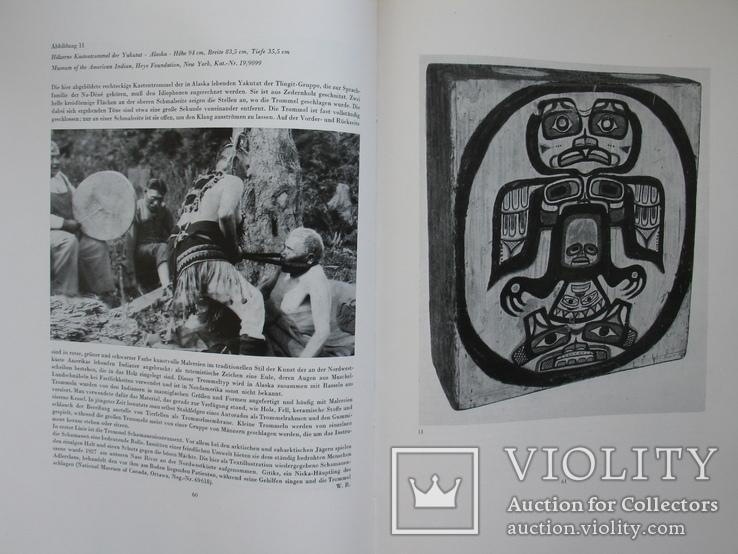 """""""История музыки в картинках . Америка"""" 1967 год (на немецком), фото №7"""