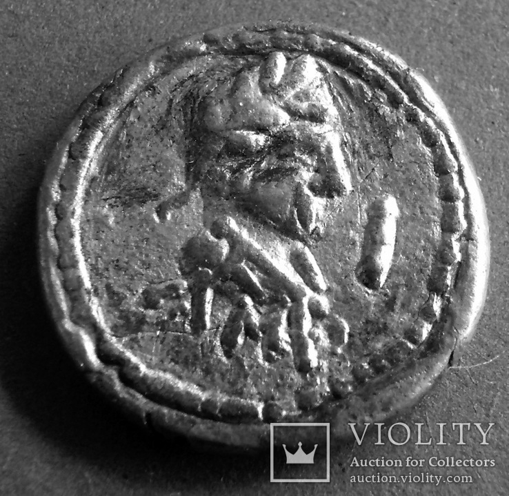 "Рискупорид IV, Статер, биллон, есть на сайте ""Монеты Боспора"", Лот 4551, фото №3"