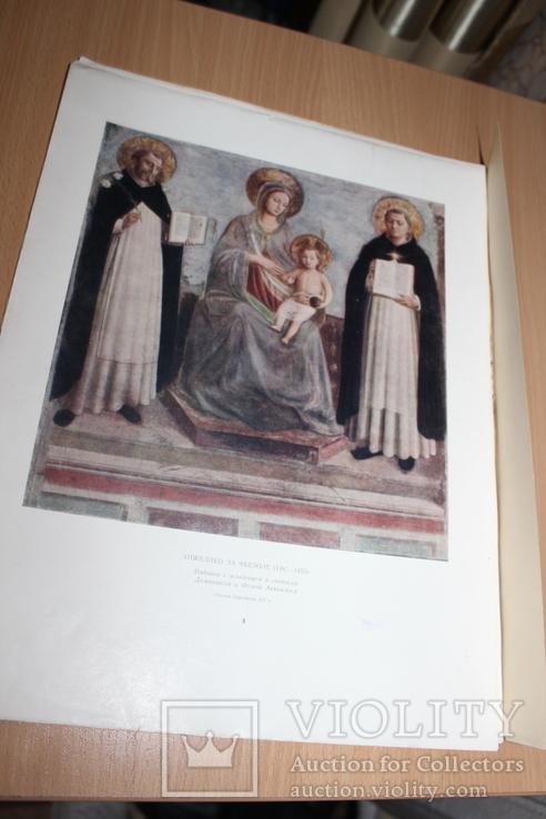 Живопись Эпохи Возрождения В Италии 1957 год, фото №3
