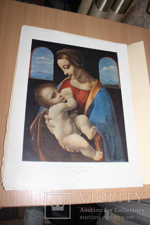 Живопись Эпохи Возрождения В Италии 1957 год, фото №4