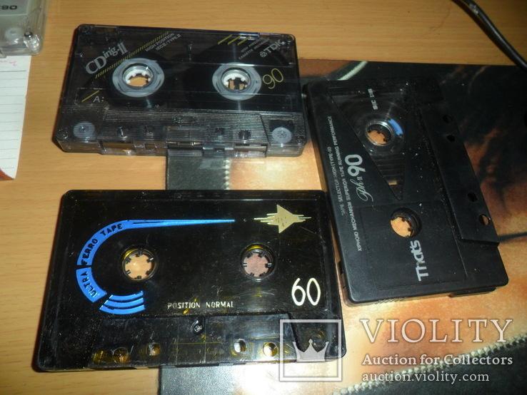 Аудиокассета кассета Basf That s Bsaf NDK и т.д. - 8 шт в лоте, фото №5