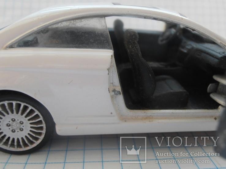 Модель 1/32 Mercedess CL 550, фото №4